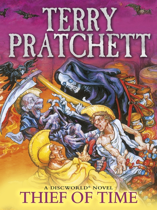Thief of Time (eBook): Discworld Series, Book 26